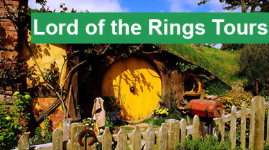 New Zealand Lord of the Rings Tours