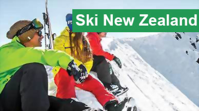 Ski New Zealand Packages
