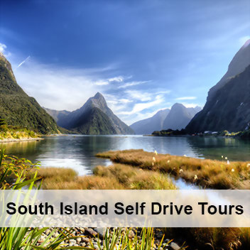 Over 100 South Island touring ideas