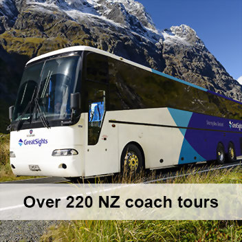 See the best of New Zealand. Departures every day.