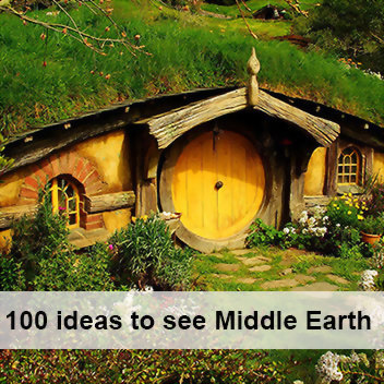 Looking to see Middle Earth?