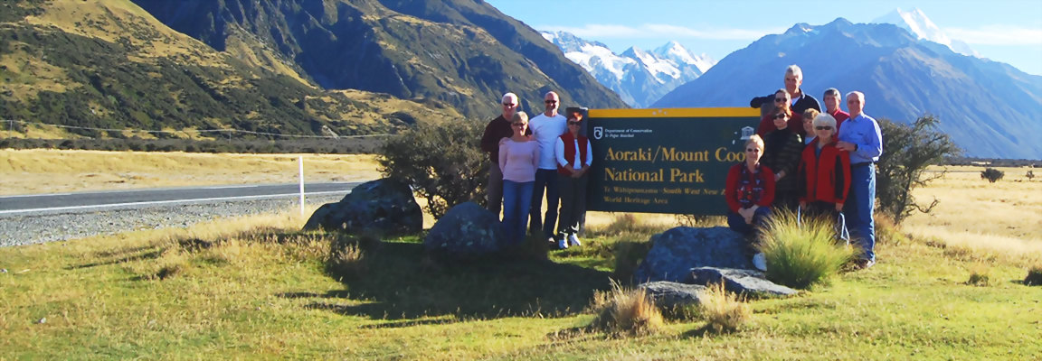New Zealand itinerary planning