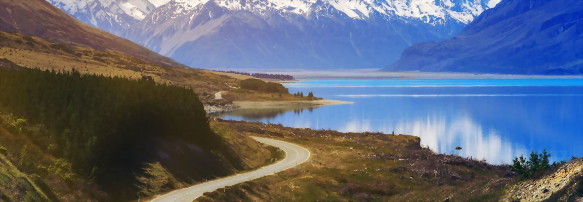 New Zealand self drive tours - explore the scenery in our National Parks