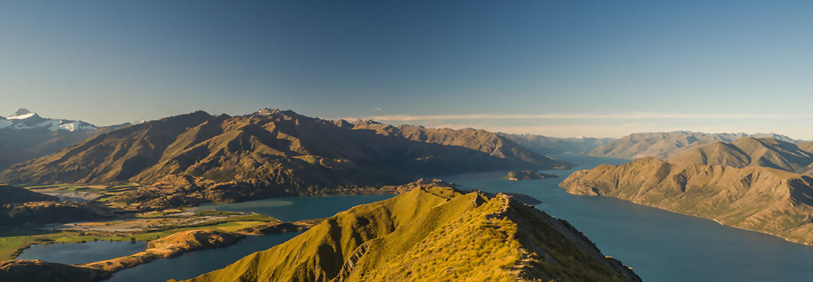 New Zealand Vacations - superb scenery and hospitality