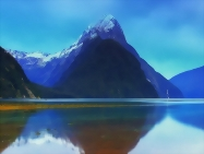 Cruising the Milford Sound