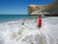 New Zealand family vacations