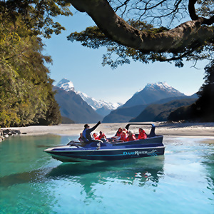 Dart River Safari New Zealand