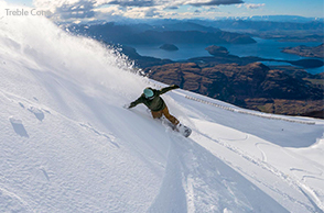 Ski New Zealand Wanaka ski packages