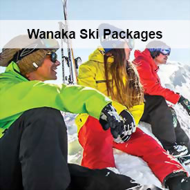 Ski New Zealand - Wanaka packages